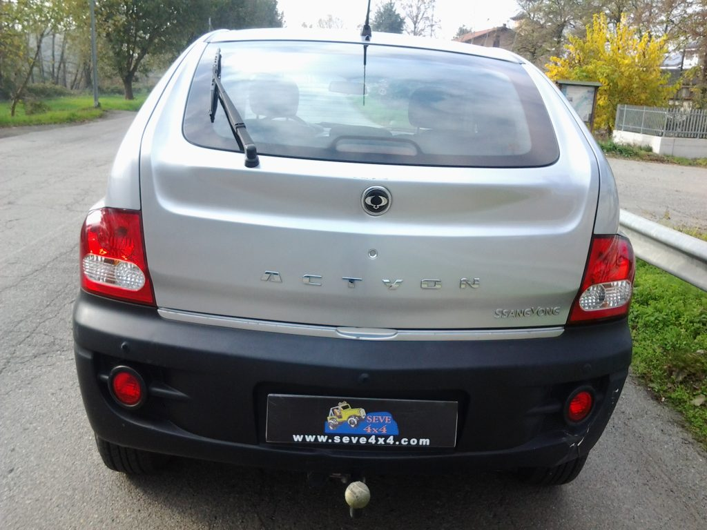 PORTELLONE SSANGYONG ACTYON 2007